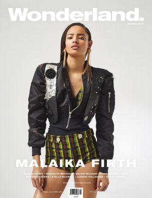 Wonderland Cover Malaika Firth –  Mattias Björklund + Toni Blaze